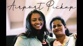 Airport Pickup- [Vlog]-[Nikon d5100 short film]