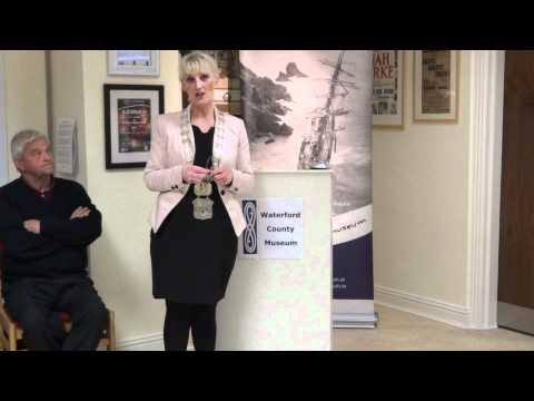 Waterford County museum exhibition launch