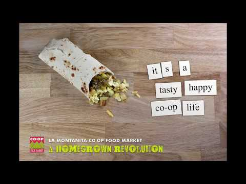 It's a tasty, happy co-op life! La Montanita Coop Food Market