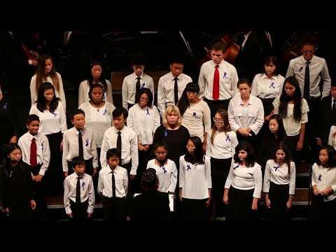Jenny Lin 2017 Summer Concert Chorus Steal Away by Antonin Dvorak