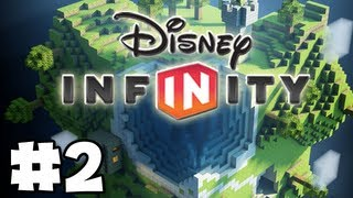 Disney Infinity - Blitz Box - Part 2 - Cool Cave System (hd) (toy Box)
