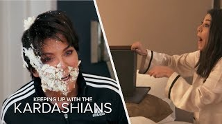 The Best Kardashian Family Pranks | KUWTK | E!