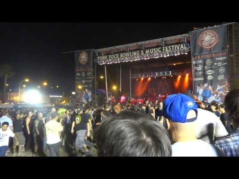 Bad Religion @ Punk Rock Bowling - Las vegas - Fuck Armageddon/Vanity/Infected - 26/05/2013