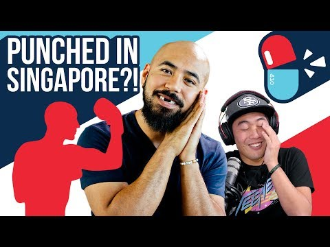 Greg Got Punched in Singapore! - Off The Pill Podcast #37