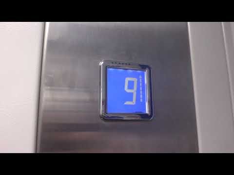 Электрический лифт (г. Орехово-Зуево), V=1 м-с, г-п 400 кг (65)