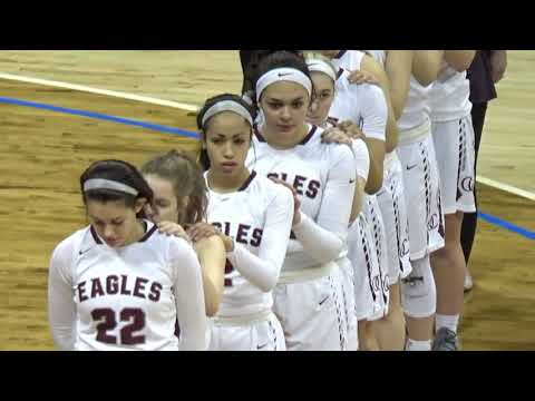 WPIAL Girls Basketball Class 5A Championship - Gateway vs Oakland Catholic