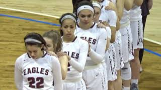 WPIAL Girls Basketball Class 5A Championship - Gateway vs Oakland Catholic