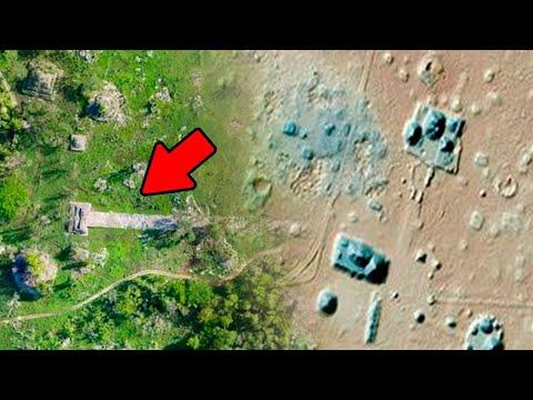 MAYA-STRASSE Von Mehr Als 100 km Länge Entdeckt
