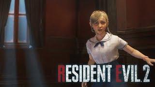 RESIDENT EVIL 2: Ужасы детского дома. Клэр, Шерри, стандарт. 'B' #12