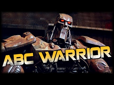 Judge Dredd - ABC Warrior