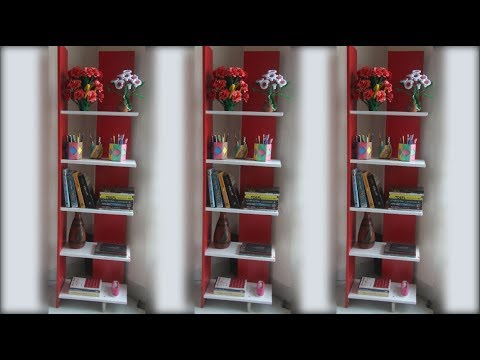 How to Make Beautiful Wood Rack - DIY