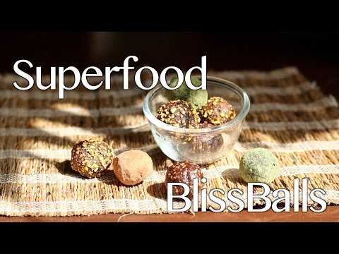 Superfood Blissballs