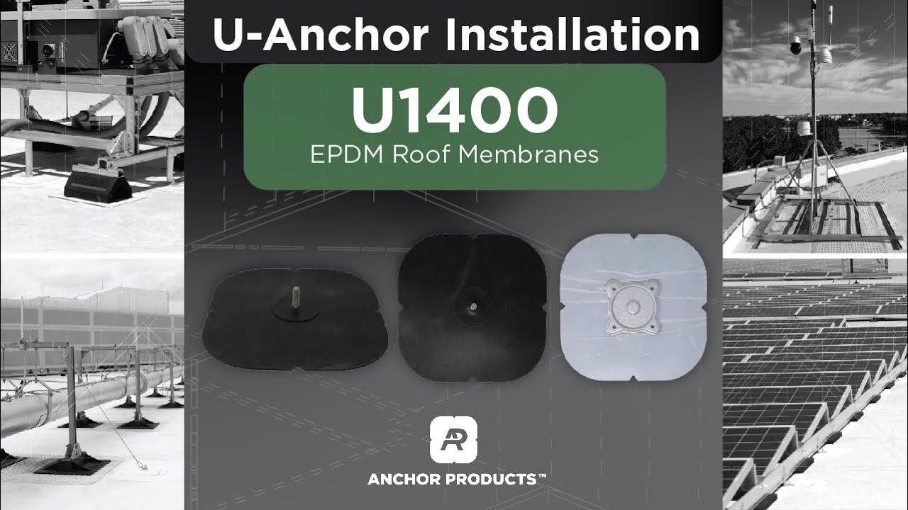 U1400 Epdm Anchor Products Llc