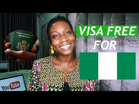 Visa Free Countries For NIGERIAN Citizens 2020 | Countries Nigerians Can Visit Without Visa