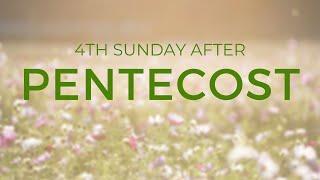 6.28.20 Online Worship Service - Trinity Lutheran Church Ventura