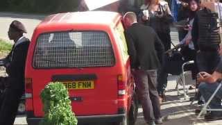 Filming of Doc Martin Series 7 In April 2015