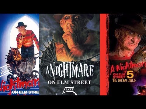 A Nightmare On Elm Street 5: THE DREAM CHILD Review