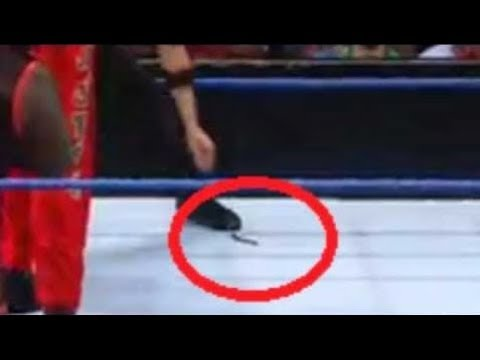 10 UNSCRIPTED Moments WWE Wants ERASED From History