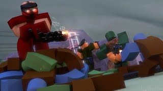 Roblox / Tower Battles / Quad-Op / Win