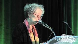 Keynote speech by author Margaret Atwood at the Global Greenbelt Conference - March 24, 2011