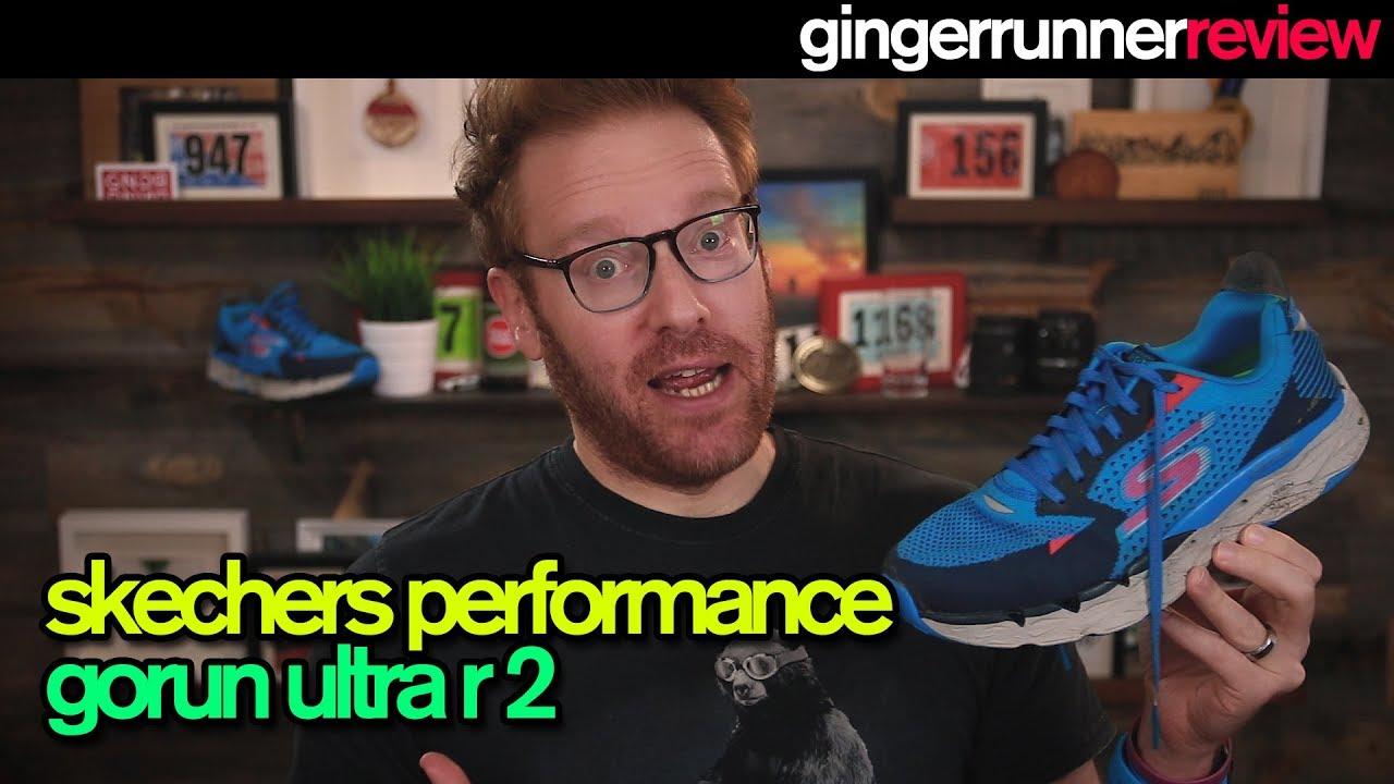 skechers go run ultra 2 review