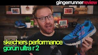 SKECHERS GORUN ULTRA R 2 REVIEW | The Ginger Runner