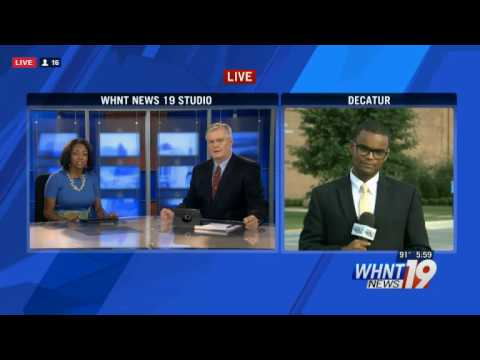 WHNT News 19 at 6pm open (7-27-17)