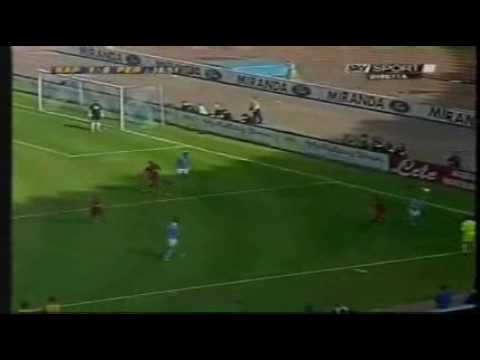 Napoli - Perugia 2-0, serie c1B 2005-2006 - YouTube