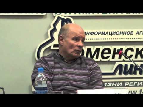 Александр Новик председатель Тюменского отделения Союза художников России
