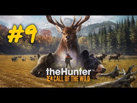 [Episode 9] theHunter: Call of the Wild PS4 Gameplay [Tracking Moose]