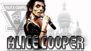 The Albums of Alice Cooper