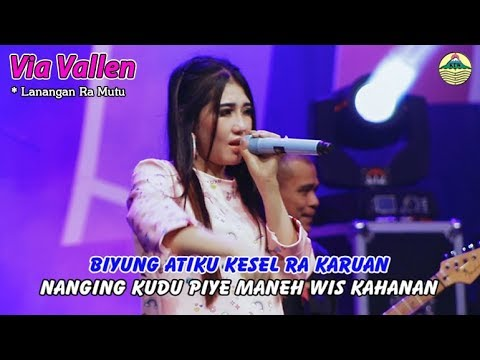 Via Vallen - Lanangan Ra Mutu   |      #music