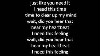 Chris Brown - I need this w/lyrics
