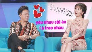 Biệt Tài Tí Hon 2 | Hậu trường tập 12: Trấn Thành ngất ngây khi nghe Hari Won hát dân ca Bắc Bộ