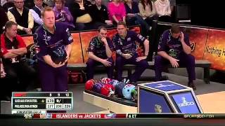2014 PBA League Semifinal Philadelphia Hitmen vs Silver Lake Atom Splitters