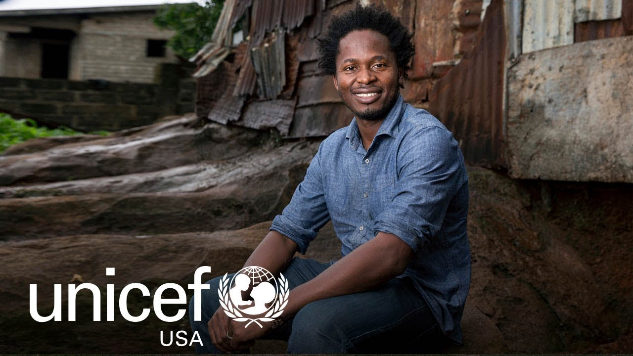 Ishmael Beah's Story: From Child Soldier to Human Rights Activist | UNICEF USA