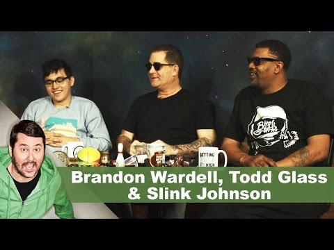 Brandon Wardell, Todd Glass & Slink Johnson  Getting Doug with High