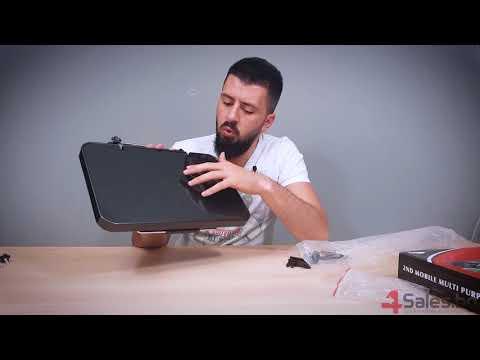 Масичка за кола подходяща за хранене или работа с таблет, лаптоп, ноутбук 16