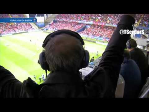 Türkiye 2-0 Çek Cumhuriyeti | Türk Cilgin Spikerler: Melih Sendil