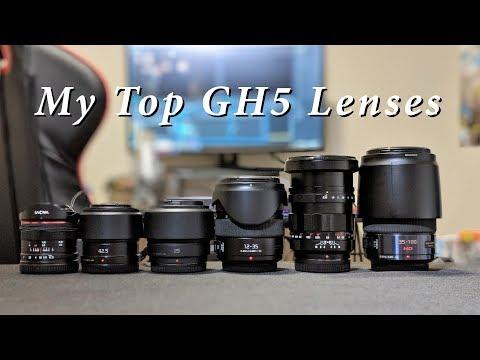 Panasonic GH5 - Best 6 Lenses for Run and Gun Shooting