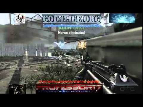 GOD4LIFE CALL OF DUTY LIVE ON OCT. 28, 2014 PART 3