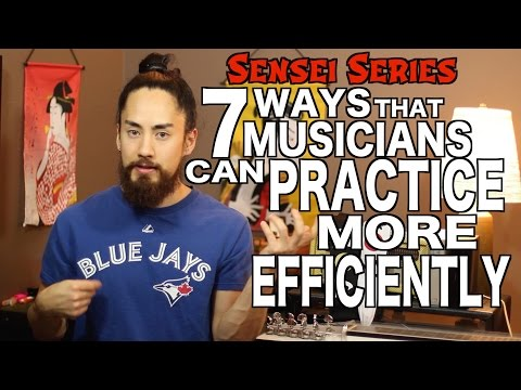 How Musicians Can Practice More Efficiently