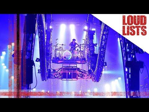 10 Amazing Drum Stunts