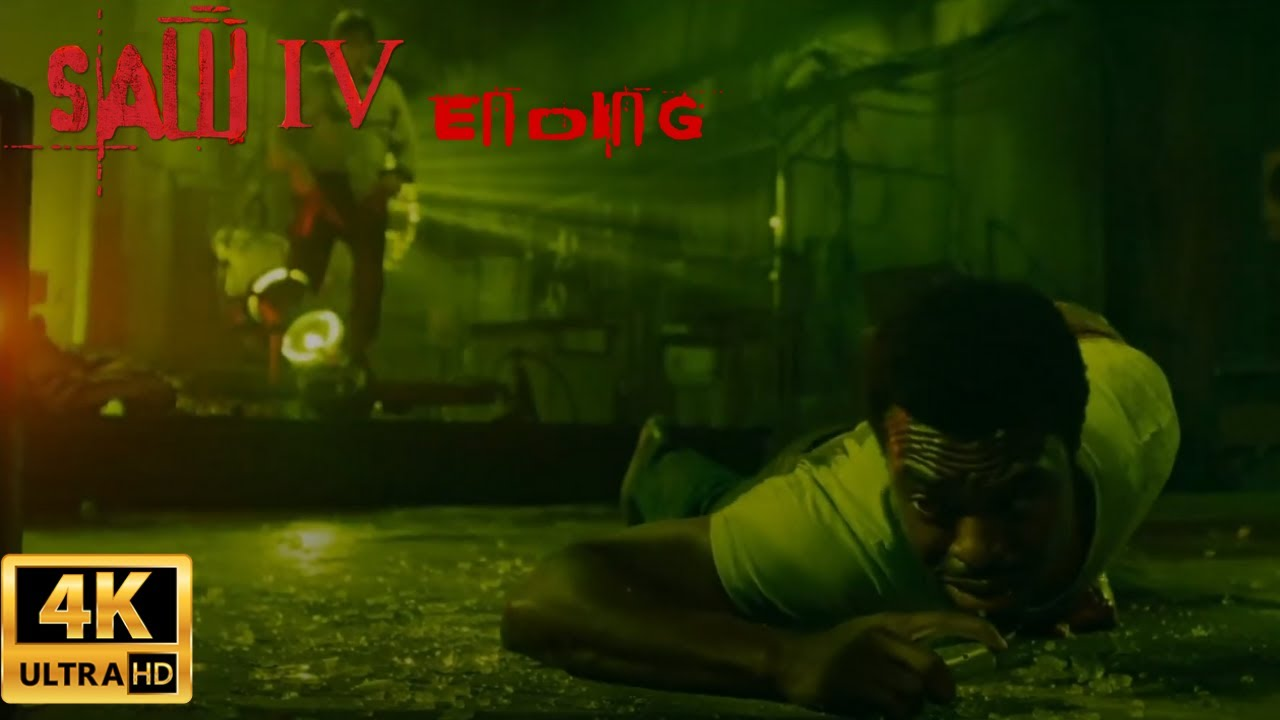 Download Saw IV - Ending    Scene (4K Ultra HD)