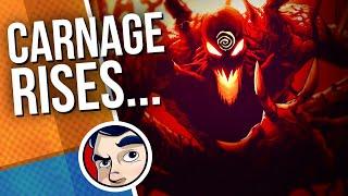 "Absolute Carnage ""God Carnage VS Spider-Man & Venom"" | Comicstorian"