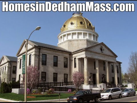 Dedham Massachusetts 23 Homes Selling Per Month in 02026