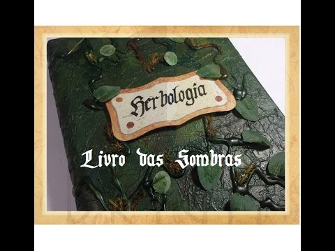 Livro das Sombras Green Witch (2) - (Book of Shadows)