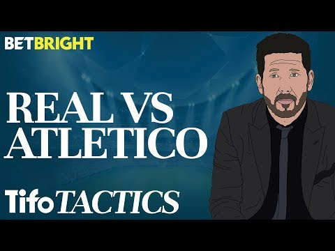 Real vs Atlético Madrid Champions League Final | Champions League Tactics