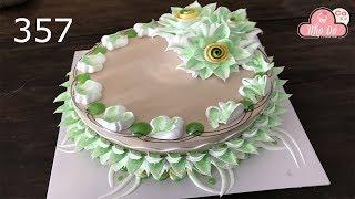 chocolate cake decorating buttercream (357) Cách Làm Bánh Kem Đơn Giản Đẹp - Chocolate Decor (357)