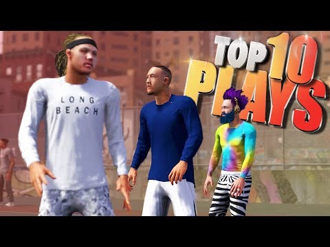 NBA 2K18 TOP 10 PLAYS Of The WEEK Pro-Am Highlights & Funny Moments